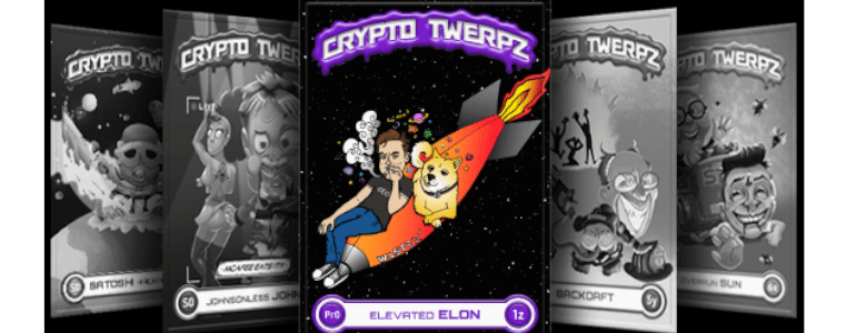 The Crypto Twerpz NFT Pack & Box Launch — December 2020!